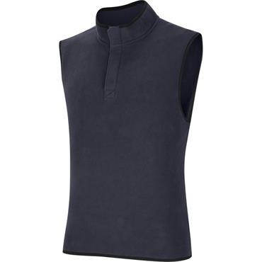 Nike Gents ½ Zip Therma Vest Obsidian 451