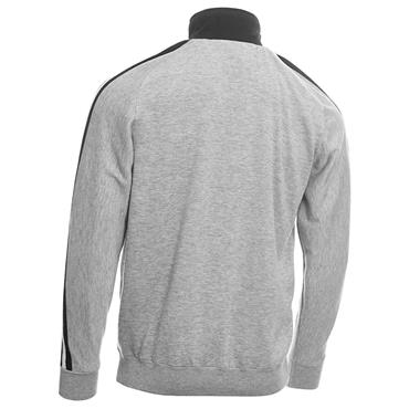Calvin Klein Golf Gents Glacier Lined ½ Zip Sweater Grey Marl