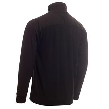 Calvin Klein Golf Gents Bruce Lined ½ Zip Sweater Black