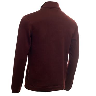 Calvin Klein Golf Gents Pinnacle ½ Zip Top Blackberry
