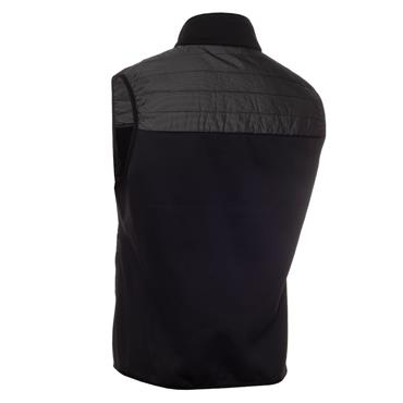 Calvin Klein Golf Gents Wrangell Hybrid Gilet Black