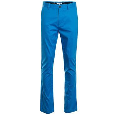 Calvin Klein Golf Gents Chino Trousers Azure