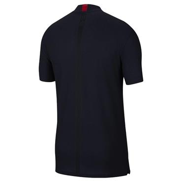 Nike Gents Dri-Fit Tiger Woods Polo Blue