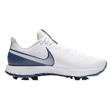Nike Gents React Infinity Pro Shoes White - Lemon - Blue