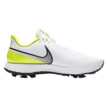 Nike Gents React Infinity Pro Shoes White - Lemon - Black