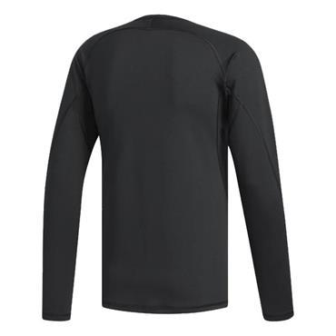 adidas Gents Climawarm Crew Baselayer Black
