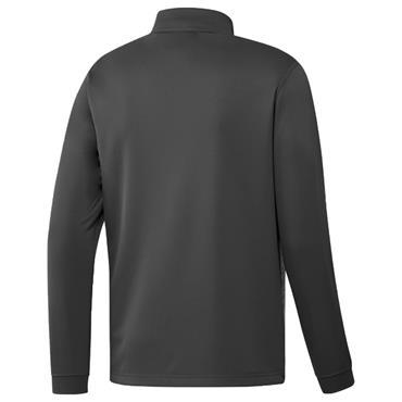 adidas Gents Core ¼ Zip Layering Top Black