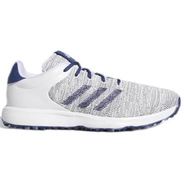 adidas Gents S2G Street To Golf White - Indigo - Grey 2