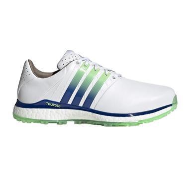adidas Gents Tour 360 XT-SL 2 Shoes White - Royal
