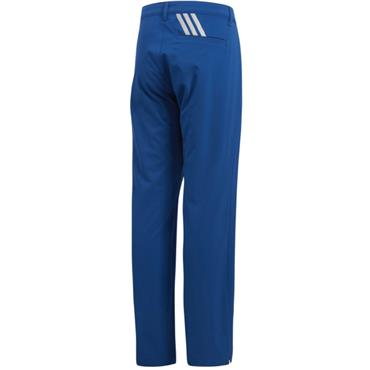 adidas Boys Solid Golf Pants Glory Blue