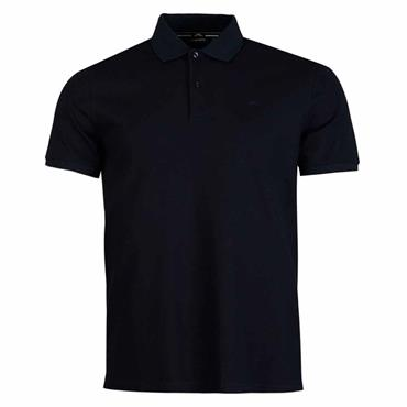 J.Lindeberg Gents Troy Pique Polo Shirt Navy