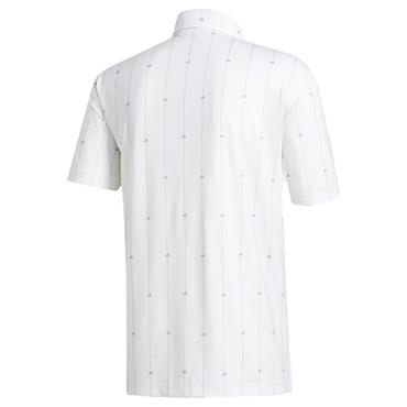 adidas Gents Ultimate 365 Polo White - Grey