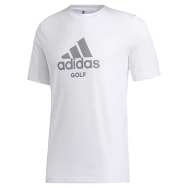 adidas Gents Leisure T-Shirt White
