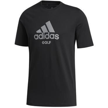adidas Gents Leisure T-Shirt Black