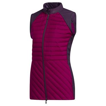 adidas Ladies Frostguard Vest Power Berry