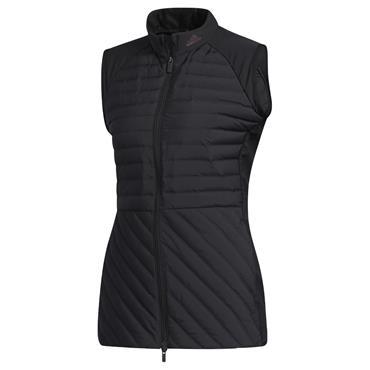adidas Ladies Frostguard Vest Black