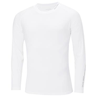 Galvin Green Gents Elmo Thermal Baselayer White