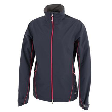 Galvin Green Ladies Arissa Waterproof GORE-TEX Full-Zip Jacket Navy - Azalea