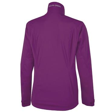 Galvin Green Ladies Arissa Waterproof GORE-TEX Full-Zip Jacket Wild Orchid - Navy
