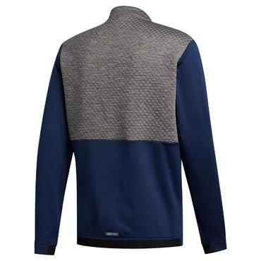 adidas Gents Cold.Rdy ¼ Zip Top Navy