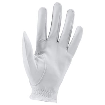 adidas Gents Ultimate Leather Glove White - Black