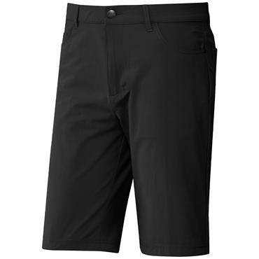 adidas Gents Go-To 5-Pocket Shorts Black