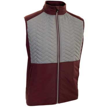 Proquip Gents Gust Therma Wind Gilet Burgundy
