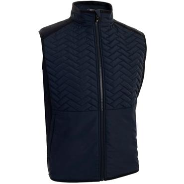 Proquip Gents Gust Therma Wind Gilet Navy