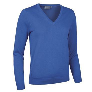 Glenmuir Ladies Darcy Cotton Sweater Tahiti
