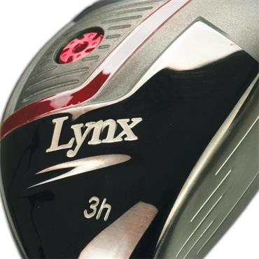 Lynx Predator Red Hybrid Gents RH