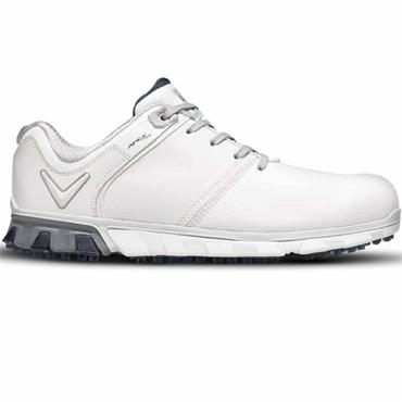 Callaway Gents Apex Pro Golf Shoes White - Navy