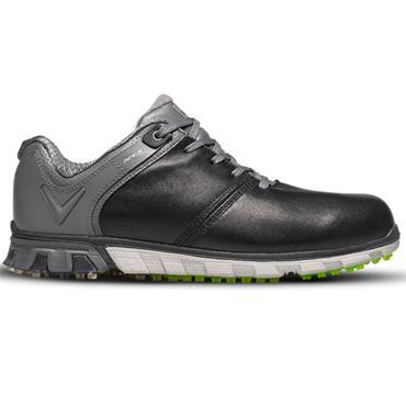 Callaway Gents Apex Pro Golf Shoes Black - Grey