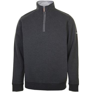 Proquip Gents Mistral Wind Jersey Top Charcoal