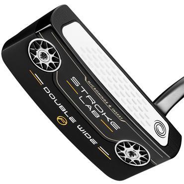 Odyssey DW Flow Strokelab Black OS Putter Gents RH