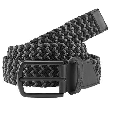 Ping Gents Stretch Webbing Belt Black Multi