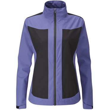Ping Ladies Juno Waterproof Jacket Marlin - Black