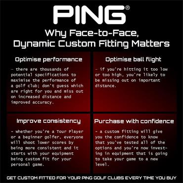 Ping G425 MAX Fairway Gents RH