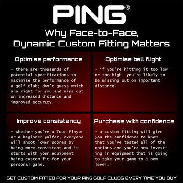 Ping G410 Hybrid Gents RH