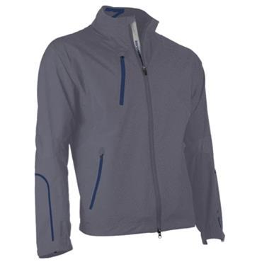 Zero Restriction Gents Power Torque Waterproof Jacket Shadow - Blue Indigo
