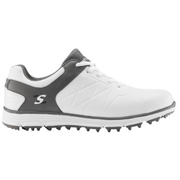 Stuburt Gents Evolve Spikeless Shoes White Storm