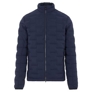 J.Lindeberg Gents Ease Sweater Navy 6855