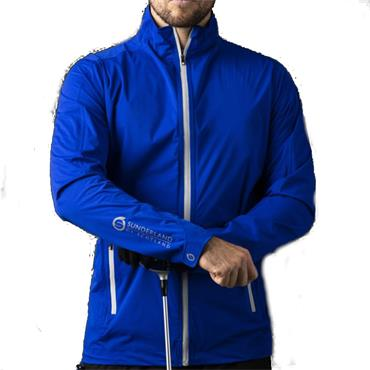 Sunderland Gents Whisperdry Pro Lite Jacket Electric Blue Silver