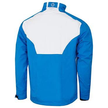 Sunderland Gents Waterproof Valberg Jacket Lightning Blue - White - Black