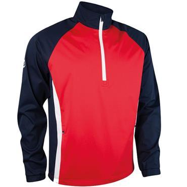 Sunderland Gents Nevis Windshirt Red - Navy - White