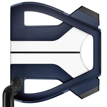 TaylorMade Spider X Single Bend Putter Navy Gents RH