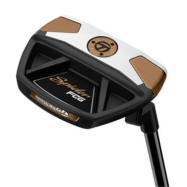 TaylorMade Spider FCG Chalk 1 Putter Gents RH