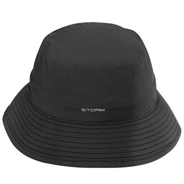 TaylorMade Storm Bucket Hat Black