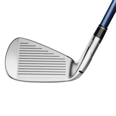 TaylorMade SIM 2 Max OS 7 Steel Irons 5-SW Gents RH