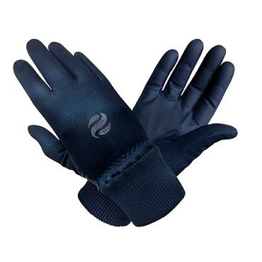 Surprizeshop Ladies Polar Stretch Winter Gloves Navy