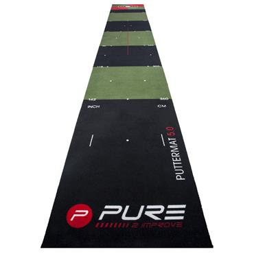 Pure 2 Improve 5 Meter Putting Mat  .